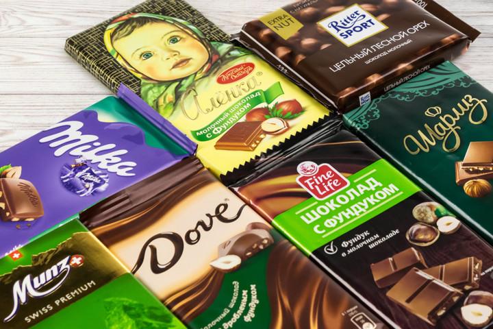 Шоколадная история